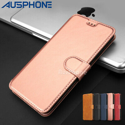 AU9.99 • Buy IPhone 11 Pro XS MAX XR 7 8 Plus Magnetic Leather Wallet Case Flip Card Cover