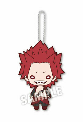$ CDN39.54 • Buy Nitotan My Hero Academia Plush W/Ballchain Eijiro Kirishima (New Costume)