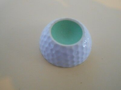 Handmade White Golf Ball Display Stand From Actual Golf Ball! Great Unique Gift! • 4.27£