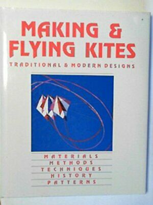 £6.49 • Buy Making And Flying Kites By Wol Schimmelpfennig Book The Cheap Fast Free Post