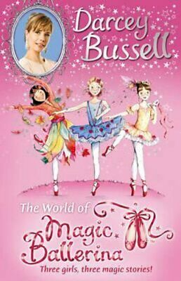 £7.35 • Buy Darcey Bussell's World Of Magic Ballerina By Darcey Bussell 9780007500079