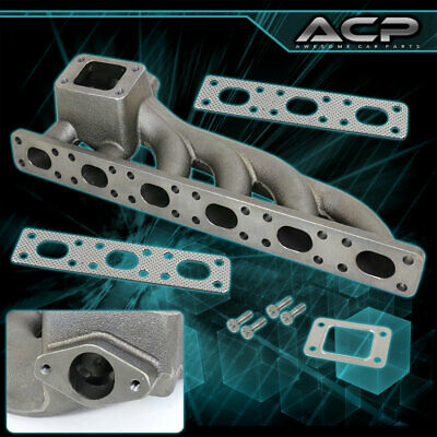 $95.99 • Buy M50/M52 Cast Iron T3 T4 Performance Exhaust Turbo Manifold For Bmw E36 E46