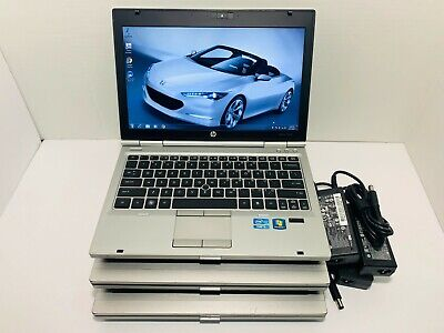 $ CDN653.32 • Buy Lot Of 3 HP EliteBook 2560P Intel Core I5-2540M 2.6GHz 4GB RAM 128GB SSD WEBCAM