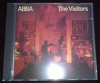 £215.03 • Buy Rare CD Abba The Visitors West Germany Blue Face Polar POLCD 342 No Barcode 1983