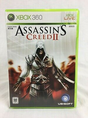 AU9.85 • Buy Assassin's Creed 2 - With Manual - XBOX 360 - NTSC-J