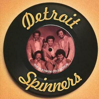 £29.99 • Buy The Detroit Spinners : The Platinum Collection CD (2007) FREE Shipping, Save £s