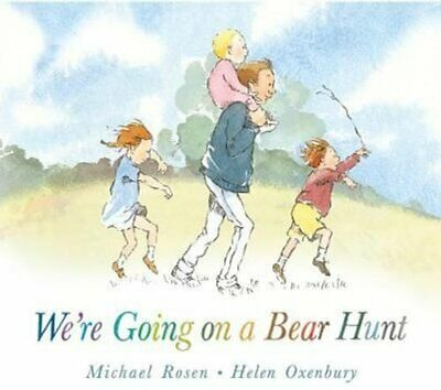 £6.57 • Buy We're Going On A Bear Hunt By Michael Rosen 9781406363074 | Brand New