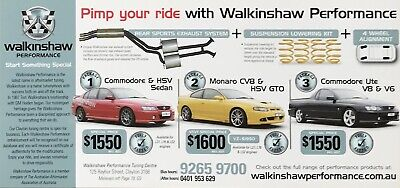 Holden Commodore Hsv | Compare Prices on Dealsan