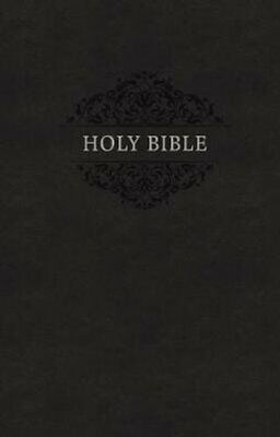 £7.31 • Buy KJV, Holy Bible, Soft Touch Edition, Leathersoft, Black, Comfor... 9780785219439