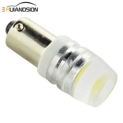 AU3.99 • Buy 1x 150LM Amber Yellow BAX9S H6W COB LED Truck Indicator Side Light Bulb Lamp 24V