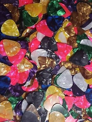 $ CDN7.57 • Buy 25 Celluloid Thin Guitar Picks Lot Of 25 Guitar Picks USA Seller Fast Shipping
