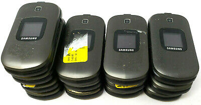 $ CDN175.92 • Buy 13 Lot Samsung Sch-S336c Flip Cell Phone Locked Tracfone Wireless Camera Used