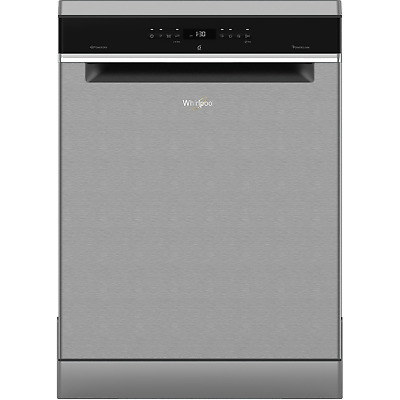 View Details Whirlpool WFO3P33DLXUK A+++ Dishwasher Full Size 60cm 14 Place Stainless Steel • 499.00£