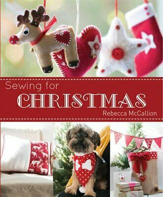 £10.99 • Buy Sewing For Christmas By McCallion, Rebecca Book The Cheap Fast Free Post