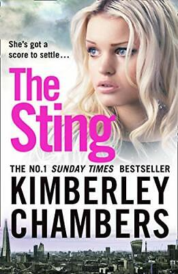 The Sting By Chambers, Kimberley Book The Cheap Fast Free Post • 4.49£