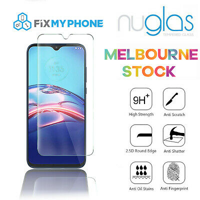 AU8.95 • Buy Nuglas Tempered Glass Screen Protector Cover For Motorola Moto E6 E5 E4