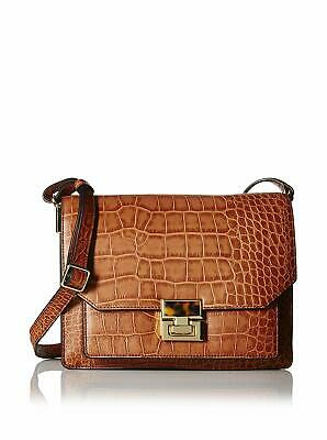 $ CDN177.82 • Buy Ivanka Trump Womens Hopewell Leather Shoulder Bag New With Defect