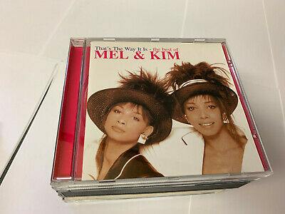 Mel And Kim : That's The Way It Is: The Best Of MEL & KIM CD (2001) MINT [B3] • 9.99£