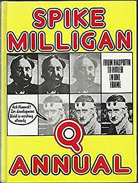 'Q' Annual Hardcover Spike MILLIGAN • 10.39£