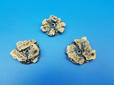£8.99 • Buy Micro Art Studio COMMISSION  PAINTED TauCeti 30mm Flying Bases X3 #2