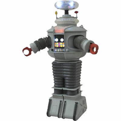 AU95.85 • Buy Lost In Space - B-9 10  Electronic Robot Figure NEW Diamond Select Toys