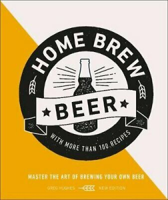 £13.18 • Buy Home Brew Beer Master The Art Of Brewing Your Own Beer 9780241392577 | Brand New