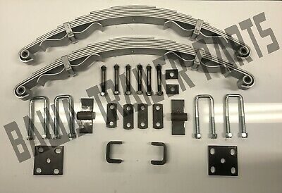 AU290 • Buy Decromate 7 Leaf Off Road Trailer Spring Kit  - Perfect For Offroad Trailer
