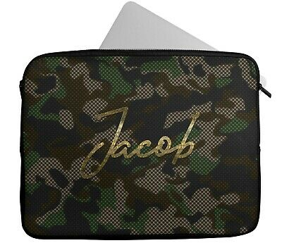 £15.99 • Buy Personalised Any Name Design Laptop Case Sleeve Tablet Bag Chromebook Gift 6