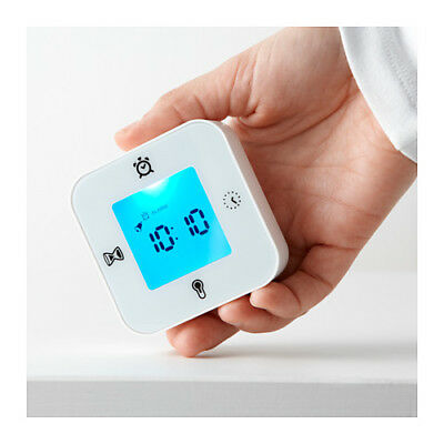 AU8.99 • Buy Digital Clock Alarm Time With Calendar+Thermometer+Timer Bedside Kitchen Watch