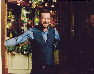 £19.99 • Buy Danny Dyer - Colour 10 X 8  Signed 'Eastenders' Photo - UACC RD223