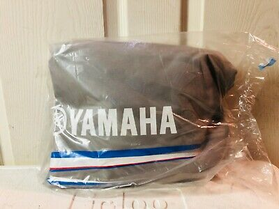 AU143.93 • Buy Yamaha Outboard Deluxe Canvas Cowling Cover For V6-hpdi 2.6 L. - Mar-mtrcv-11-11