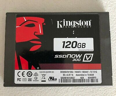 $ CDN259.55 • Buy (Lot Of 7) Kingston 120GB SSD 2.5  SATA III Solid State Drive - Tested - Wiped