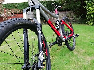 View Details VooDoo Canzo Full Suspension Mountain Bike • 380.00£
