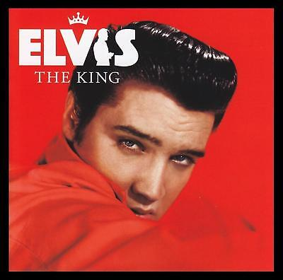 ELVIS PRESLEY (2 CD) THE KING D/Remaster CD ~ 50's GREATEST HITS / BEST OF *NEW* • 7.26£