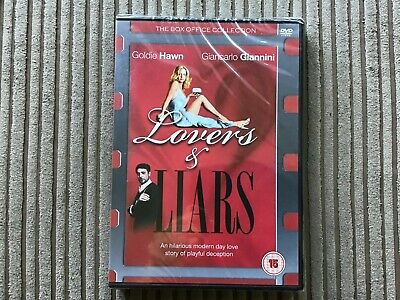 New & Sealed Lovers & Liars Dvd Goldie Hawn Giancarlo Giannini • 2.95£