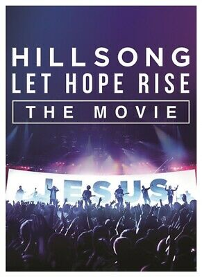 $7.49 • Buy HILLSONG LET HOPE RISE New Sealed DVD
