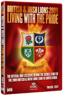 £2.44 • Buy Lions 2009 - Living With The Pride DVD (2009) The British And Irish Lions Cert