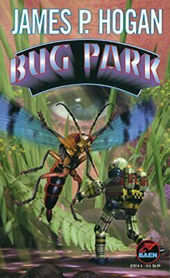 Bug Park By Hogan Hardback Book The Cheap Fast Free Post • 12.99£
