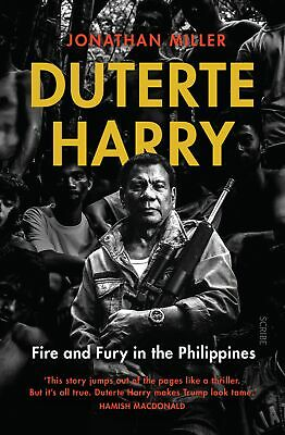 AU35.86 • Buy NEW BOOK Duterte Harry: Fire And Fury In The Philippines By Miller, Jonathan (20