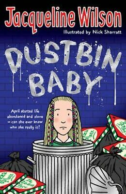 £6.29 • Buy Dustbin Baby By Jacqueline Wilson 9780552556118 | Brand New | Free UK Shipping