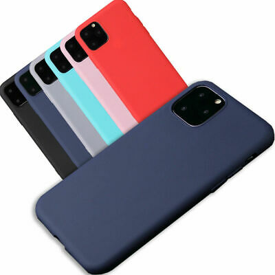AU5.95 • Buy Shockproof Case Silicone Rubber Gel Cover For Apple IPhone 13 12 11 Pro Max XS 8