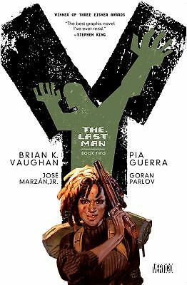 AU35.86 • Buy NEW BOOK Y The Last Man Book Two By Vaughan, Brian K. (2015)