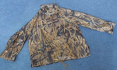 CAMO Shooting Hunting Suit (jacket + Trousers) -  Grasslands  Medium • 12.95£