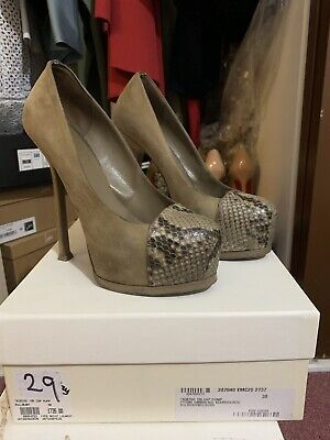 Ysl Shoes 38 • 165£