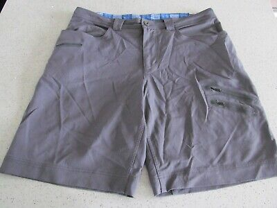 $ CDN40 • Buy Mens Grey Gray Lululemon Shorts Size 36 New Without Tags