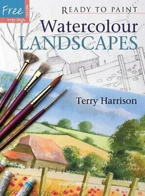 £7.58 • Buy Ready To Paint: Watercolour Landscapes By Terry Harrison 9781844482658