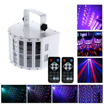 30W Sound Active LED Laser Stage LightS Effect RGB Show Disco DJ Party Bar Light • 35.80$