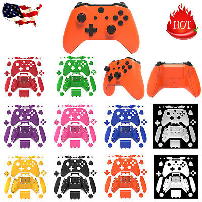 $14.95 • Buy USA Full Housing Shell Cover Buttons Custom Mod Kit Replacement For Xbox One S