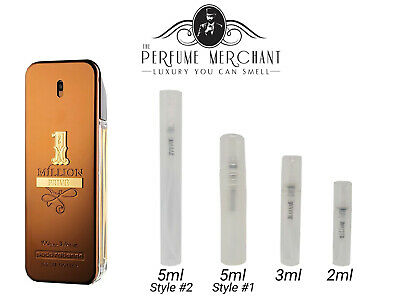 AU18 • Buy 1 Million Prive By Paco Rabanne - Choose Your Sample 2ml, 3ml Or 5ml