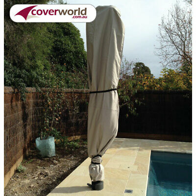 AU82.80 • Buy Cantilever Umbrella Cover | Suitable For Outdoors | 99% WATERPROOF | 260cm